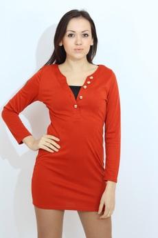 Платье с топом Kokette со скидкой