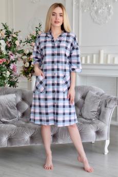 Новинка: халат с капюшоном Lika Dress